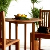 strathwood furniture outdoor wood palm tropical lemons deck