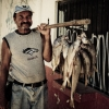 catch of the day fish monger fisherman San Blas Mexico broncos fishing